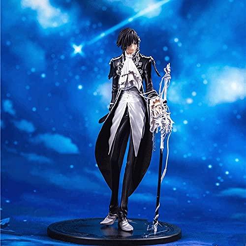 Codice Geas Bas Posture Standing Anime Modello di personaggio Figurina PVC Statua della figurina figura D Anime fan di anime e regali / raccolta preferita Oggetti di Otaku-Lelouch Lamperouge.