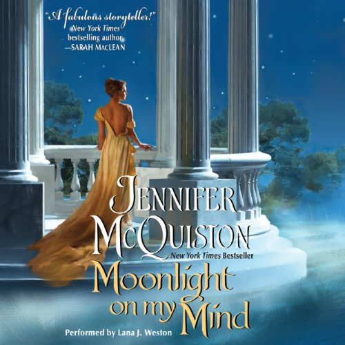 Moonlight on My Mind audiobook cover art