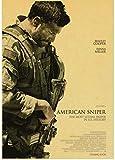 SHENGZI Canvas Poster American Sniper Bradley Cooper Film
