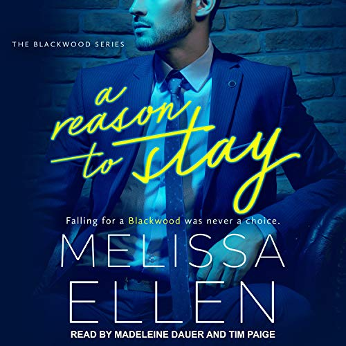 Couverture de A Reason to Stay