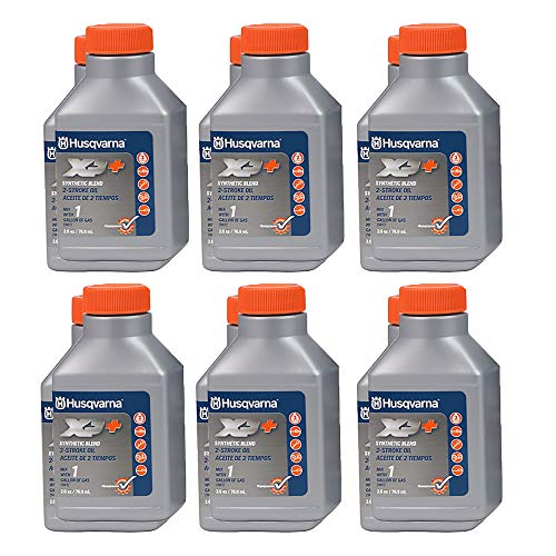 Husqvarna XP 2 Stroke Oil 2.6 oz. Bottle 12-Pack