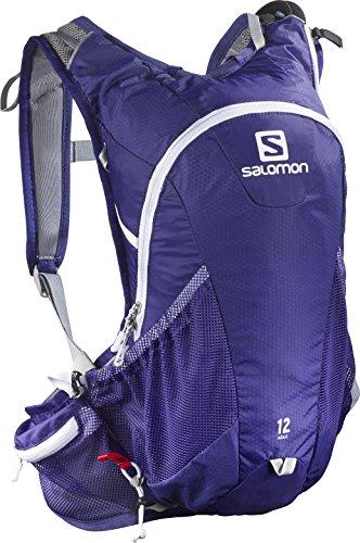 SALOMON Agile 12 Mochila, Unisex Adulto, Azul (Spectrum Blue), Talla Única