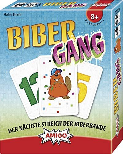 Amigo Spiel + Freizeit 2005 Biber-Gang Kartenspiel