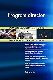 Program director Toolkit: best-practice templates, step-by-step work plans and maturity diagnostics