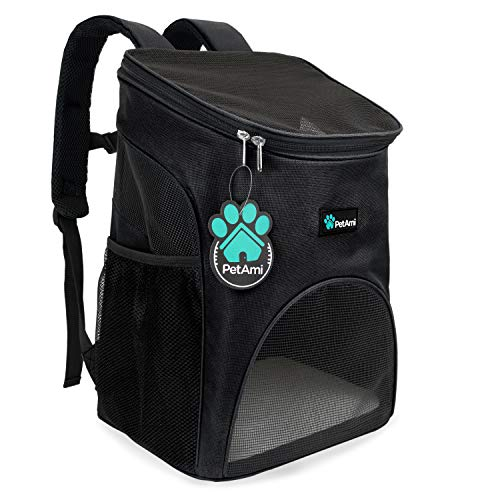 PetAmi Premium Pet Carrier Backpack for Small Cats...