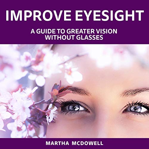 Improve Eyesight audiobook cover art
