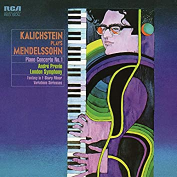 Mendelssohn: Piano Concerto No. 1 in G Minor, Op. 25, Sonate Ecossaise, Op. 28 & Variations sérieuses in D Minor, Op. 54 (Remastered)