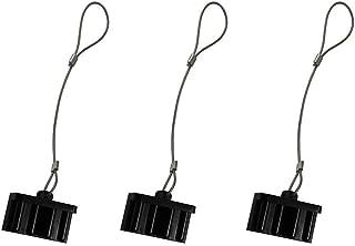 Karcy Staubschutzkappe für Seilwinde, 50 A, Rot, 3 Stück
