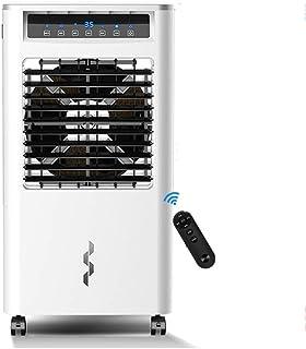 Ventiladores HAIZHEN Industrial del Aire Acondicionado, refrigerador de Aire del hogar con el Control Remoto, enfriamiento comerciales del Dormitorio Grande 80W