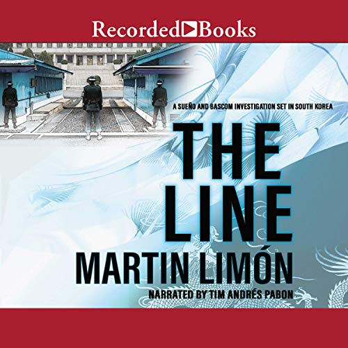 The Line audiobook cover art