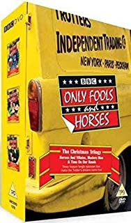 Only Fools And Horses: Christmas Trilogy