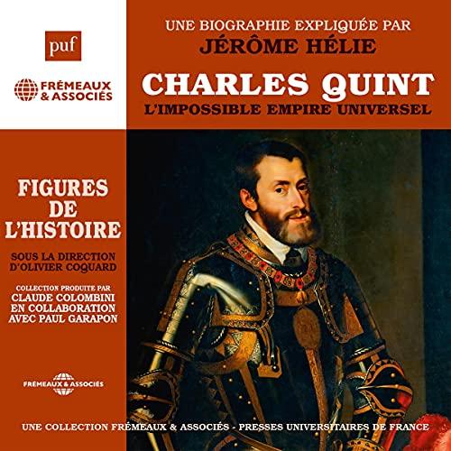 Couverture de Charles Quint