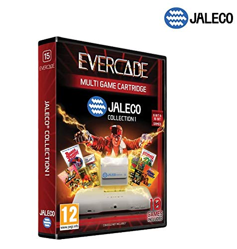 Blaze Entertainment Cartucho Evercade Jaleco Collection 1