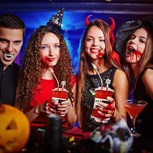 LOVEXIU Decorazioni Horror(10pcs),Halloween Decorazioni,Festa Halloween,Ornamenti di Halloween,Adatto per Feste di Halloween, Feste di Carnevale Zombi