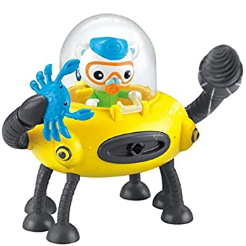 Fisher-Price Octonauts Claw and Drill Gup-D Playset