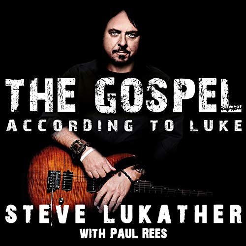 The Gospel According to Luke audiobook cover art