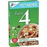 Fiber One Basic 4 Multigrain Fruit and Nuts Cereal 19.8 oz Packof 6
