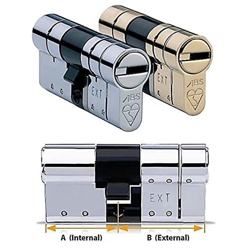 Avocet ABS – Euro cilindro de alta seguridad anti Snap Lock – TS007 3 estrellas (