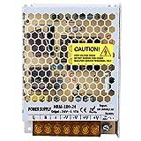 Fuente de alimentación para interior de tira LED PWM, control inteligente, duradera, fiable, fuente de alimentación conmutada IP20 para tiras LED duros.