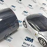 Best Car Wraps - 3M 2080 G12 GLOSS BLACK 5ft x 15ft Review