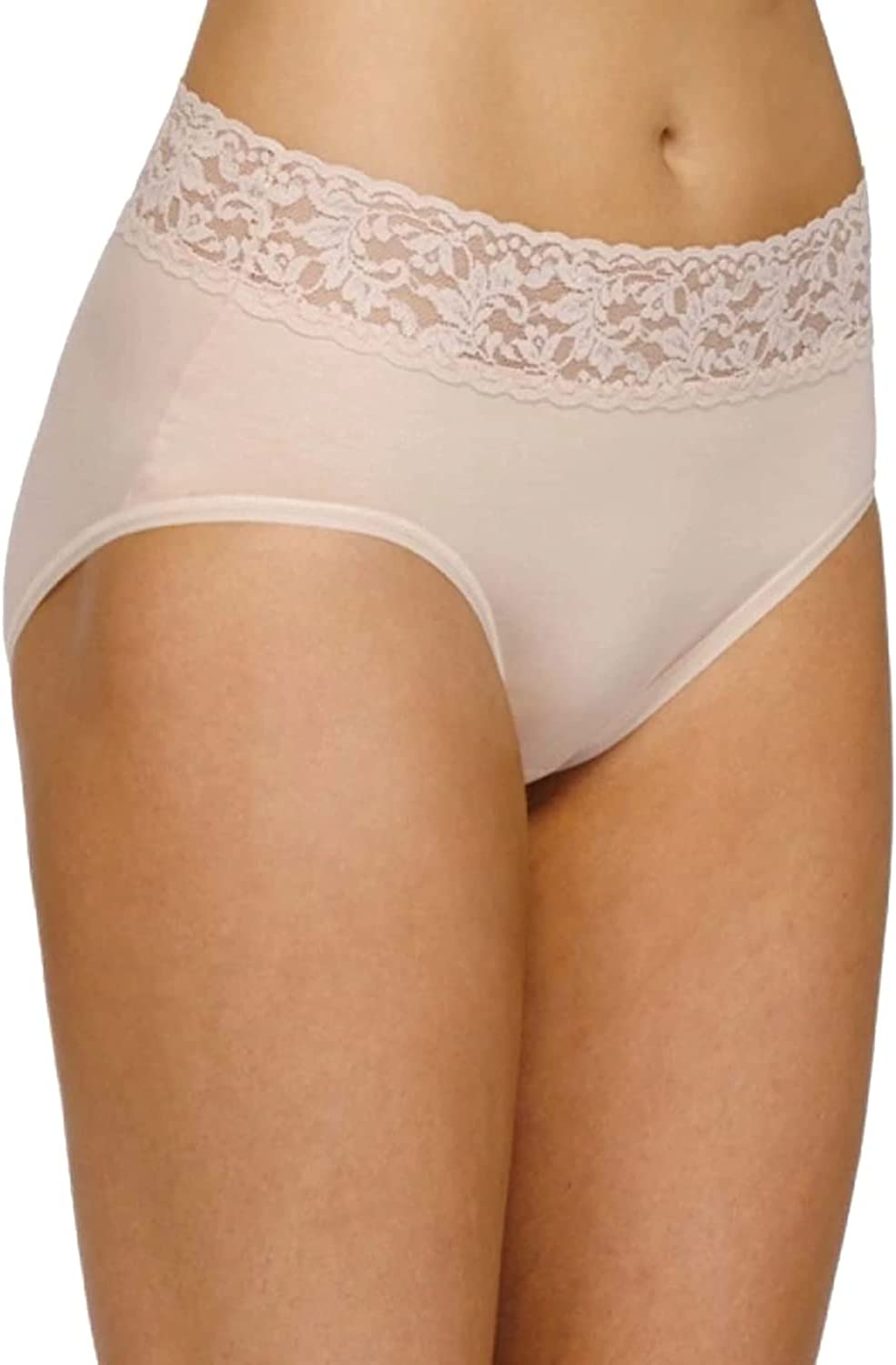 hanky panky Women's Organic Deluxe Ranking TOP2 Cotton French 892461 Panty Brief