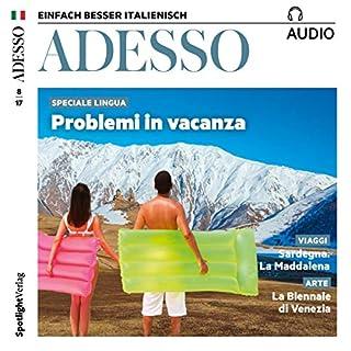 ADESSO audio - Problemi in vacanza. 8/2017 Titelbild