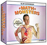 Slim Goodbody Math Monsters Collection [DVD]