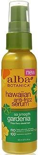 Alba Botanica So Smooth Gardenia Anti-Frizz Serum