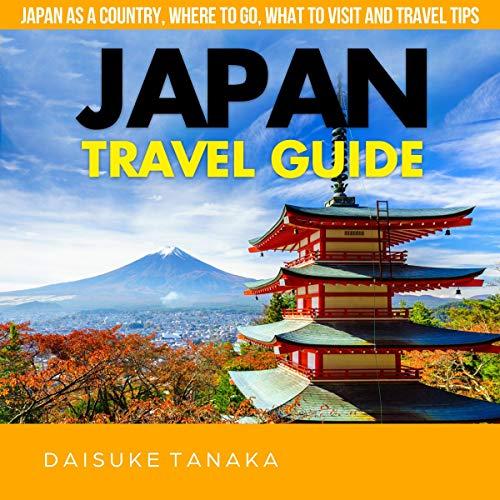 Japan Travel Guide cover art