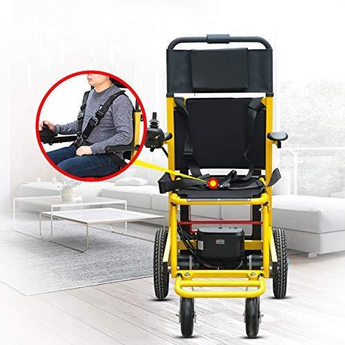TX Silla De Ruedas para Subir Escaleras EléCtricas/Silla De Escaleras para Subir Escaleras De Emergencia/Escalera con Orugas Silla De Ruedas para Escaleras/Personas Mayores Discapacitadas