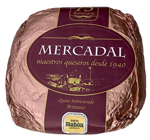 """Queso de Mahón - Menorca Artesano Semicurado \""""Mercadal\""""."""