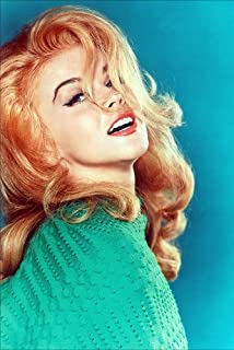 Ann-Margret 24x36 Poster gorgeous studio pose red hair looking very sexy