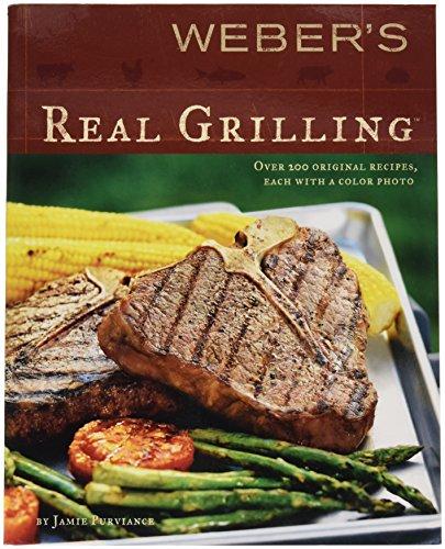 Weber 312 Real Grilling Kookboek