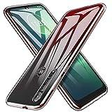 iBetter Morbido Slim TPU per Moto G8 Plus Cover,Antiurto Trasparente Silicone Custodia, per...