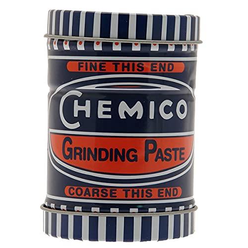 CHEMICO Schleifpaste für Ventile, grobe und feine Körnung