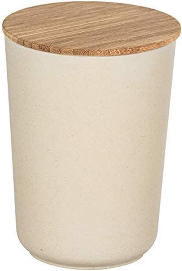 Bondy Storage Jar 0.70 L with Airti Ring Lid Challenge At the price the lowest price of Japan and Silicone Bamboo