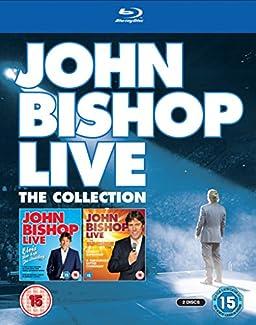 John Bishop Live - Box Set