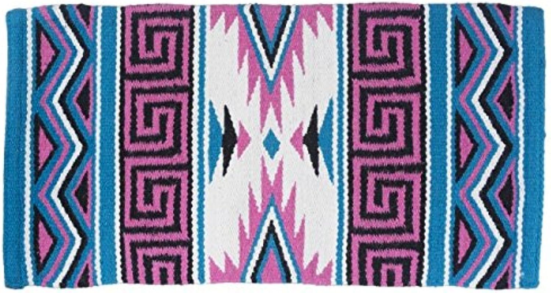Tough 1 Mayan Navajo Wool Saddle Blanket