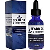Beard Oil for Men Leave-In-Conditioner for Thicker Beard & Mustache - Promote New