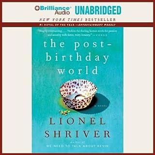 The Post-Birthday World audiobook cover art