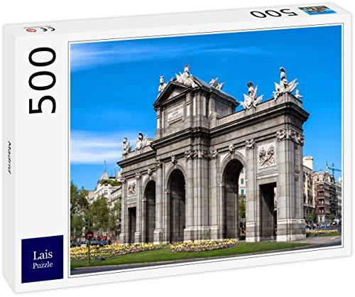 Puzzle Madrid 500 Piezas
