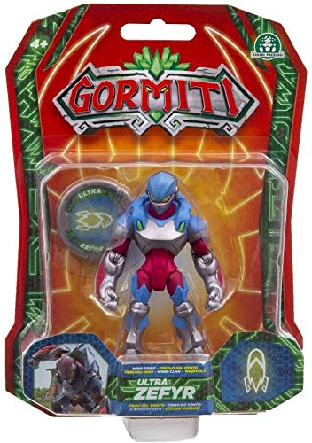 G.P. Gormiti Character Ultra Zefyr 8cm Toy