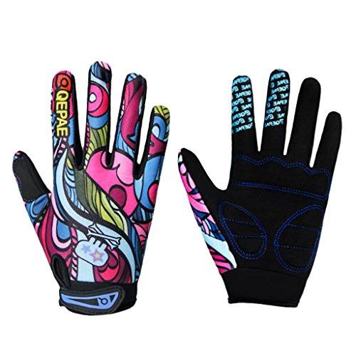 Generic Kinder Wasserdichte Wintersport Super-Warm Handschuhe Skihandschuhe Winterhandschuhe Ski Snowboard - Roserot, S