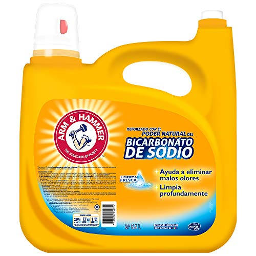 Arm & Hammer Detergente Líquido Fresca 6.4 Lt