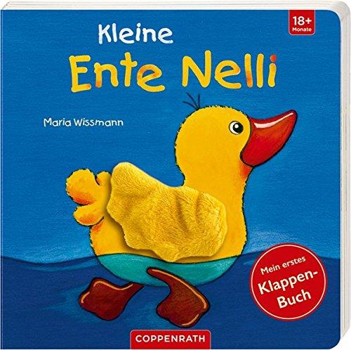 Kleine Ente Nelli: Mein erstes Klappenbuch