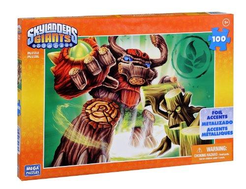 Mega Bloks - Puzzle 'Skylanders', 100 pezzi