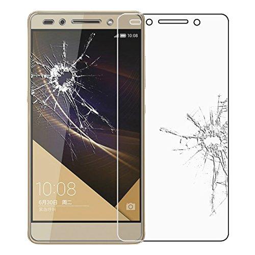 ebestStar - Cristal Templado Compatible con Huawei Honor 7 Protector de Pantalla,...