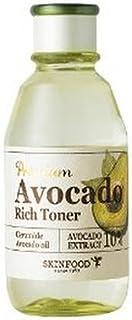 SKINFOOD スキンフード プレミアム・アボカド・リッチ・化粧水 180ml (Premium Avocado Rich Toner 180ml) 海外直送品