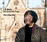 J.S.バッハ : フーガの技法 (J.S.Bach / Die Kunst der Fuge / Zhu Xiao-Mei) [輸入盤・日本語解説付]