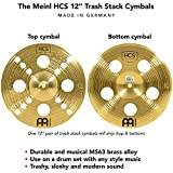 Immagine 1 meinl cymbals hcs12trs trash stack